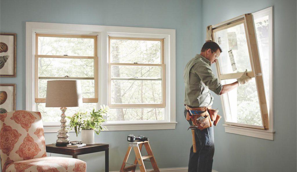 Réparation fenêtre 75016